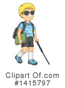 Royalty-Free (RF) Boy Clipart Illustration #1415797