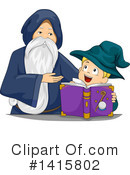 Royalty-Free (RF) Boy Clipart Illustration #1415802