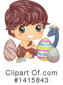 Royalty-Free (RF) Boy Clipart Illustration #1415843