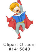 Royalty-Free (RF) Boy Clipart Illustration #1415849