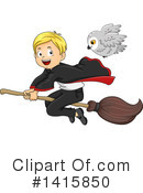 Royalty-Free (RF) Boy Clipart Illustration #1415850