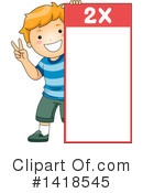 Boy Clipart #1418545 by BNP Design Studio