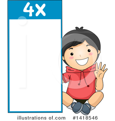 Number Clipart #1418546 by BNP Design Studio