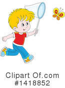 Boy Clipart #1418852 by Alex Bannykh