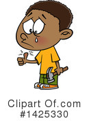 Boy Clipart #1425330 by toonaday