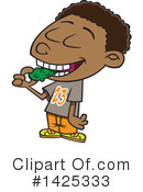 Boy Clipart #1425333 by toonaday