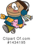 Boy Clipart #1434195 by toonaday