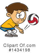 Boy Clipart #1434198 by toonaday