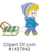 Boy Clipart #1437942 by Alex Bannykh