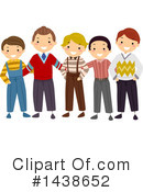 Boy Clipart #1438652 by BNP Design Studio