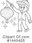 Boy Clipart #1440425 by visekart