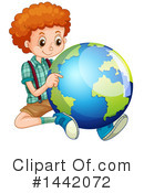 Boy Clipart #1442072 by Graphics RF