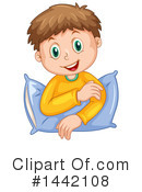 Boy Clipart #1442108 by Graphics RF