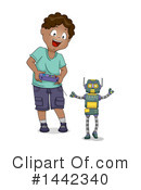 Boy Clipart #1442340 by BNP Design Studio