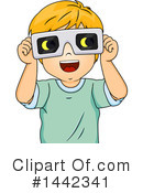 Royalty-Free (RF) Boy Clipart Illustration #1442341