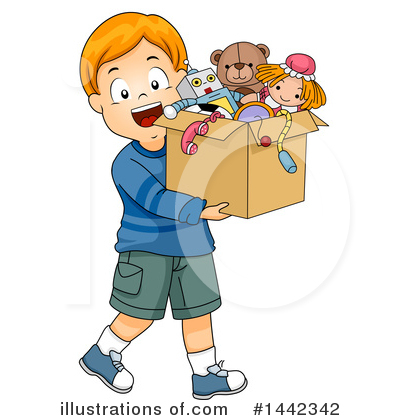 Moving Clipart #1442342 by BNP Design Studio