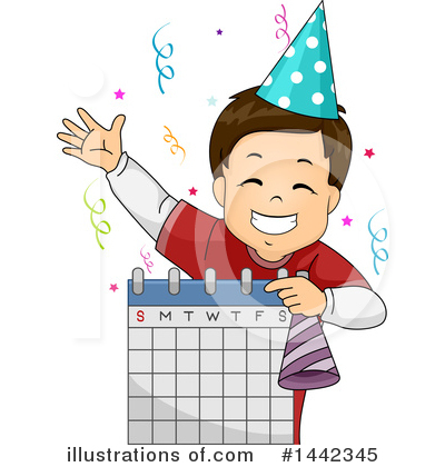 Calendar Clipart #1442345 by BNP Design Studio