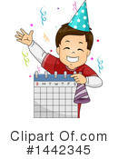 Royalty-Free (RF) Boy Clipart Illustration #1442345