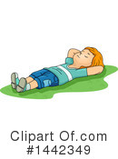 Boy Clipart #1442349 by BNP Design Studio