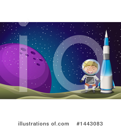 Astronaut Clipart #1443083 by Graphics RF