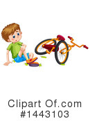 Royalty-Free (RF) Boy Clipart Illustration #1443103