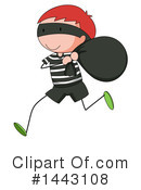 Royalty-Free (RF) Boy Clipart Illustration #1443108
