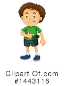Boy Clipart #1443116 by Graphics RF
