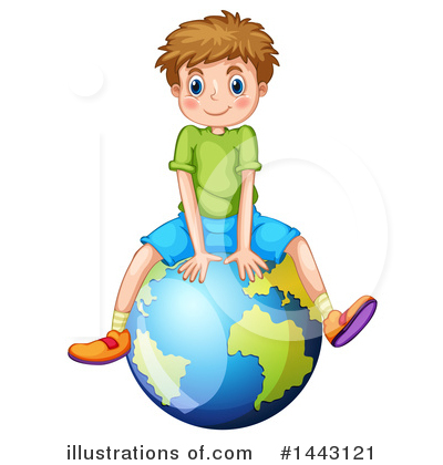Earth Clipart #1443121 by Graphics RF