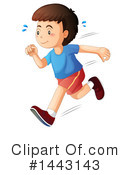 Royalty-Free (RF) Boy Clipart Illustration #1443143