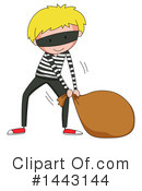 Royalty-Free (RF) Boy Clipart Illustration #1443144