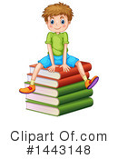Boy Clipart #1443148 by Graphics RF