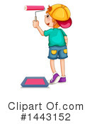 Boy Clipart #1443152 by Graphics RF