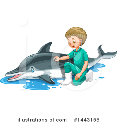 Veterinarian Clipart #1443155 by Graphics RF