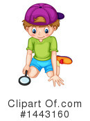 Boy Clipart #1443160 by Graphics RF