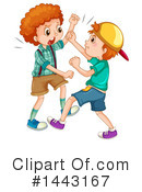 Boy Clipart #1443167 by Graphics RF