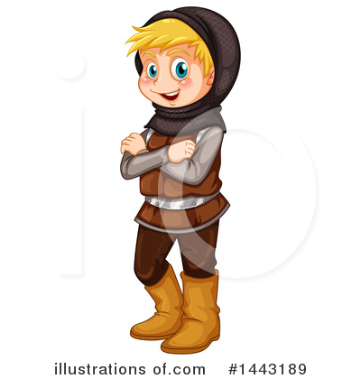 Viking Clipart #1443189 by Graphics RF