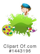 Boy Clipart #1443196 by Graphics RF