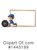 Boy Clipart #1443199 by Graphics RF