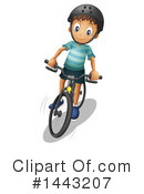 Boy Clipart #1443207 by Graphics RF