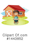 Boy Clipart #1443852 by Graphics RF