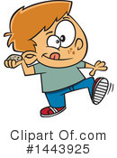 Boy Clipart #1443925 by toonaday