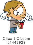 Boy Clipart #1443929 by toonaday