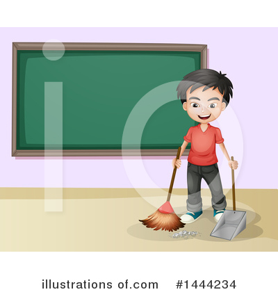Chores Clipart #1444234 by Graphics RF
