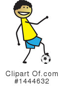 Boy Clipart #1444632 by ColorMagic