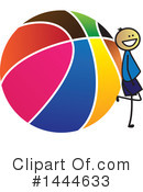 Boy Clipart #1444633 by ColorMagic