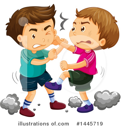 Bullying Clipart #1445719 by Graphics RF