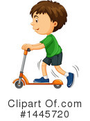 Boy Clipart #1445720 by Graphics RF