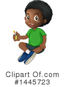 Boy Clipart #1445723 by Graphics RF