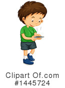 Royalty-Free (RF) Boy Clipart Illustration #1445724
