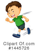 Royalty-Free (RF) Boy Clipart Illustration #1445726